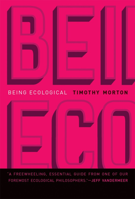 Being Ecological in America