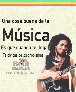 Frases de Bob Marley en español 2