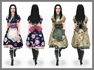 Элементы стиля фэнтези - Страница 4 Silkmaiden2