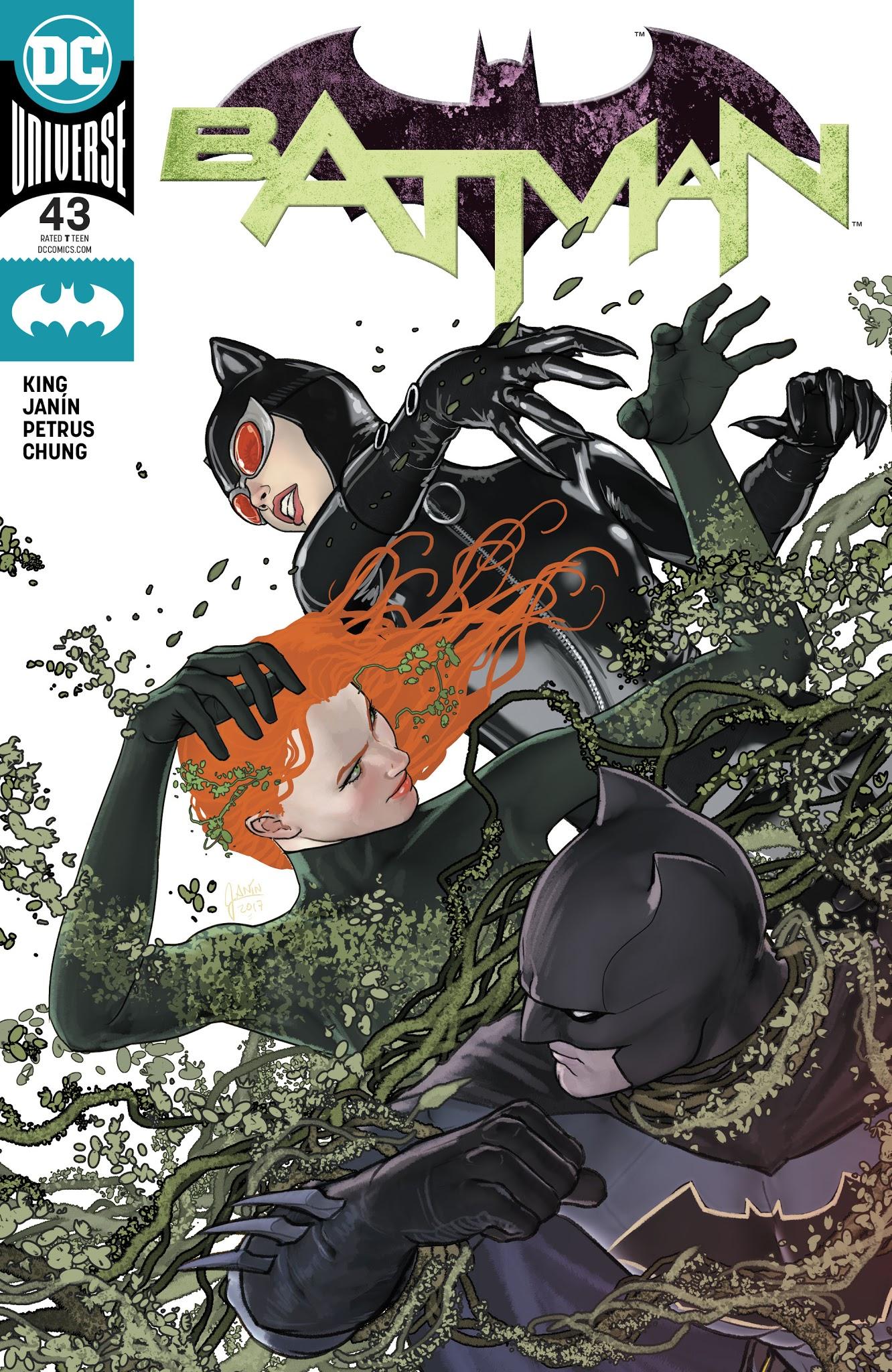 Batman (2016) 43 Page 1