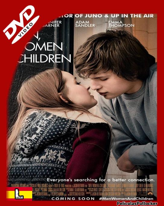 Hombres, Mujeres y Niños [DVDRip][Latino][SD-MG-1F-RG]