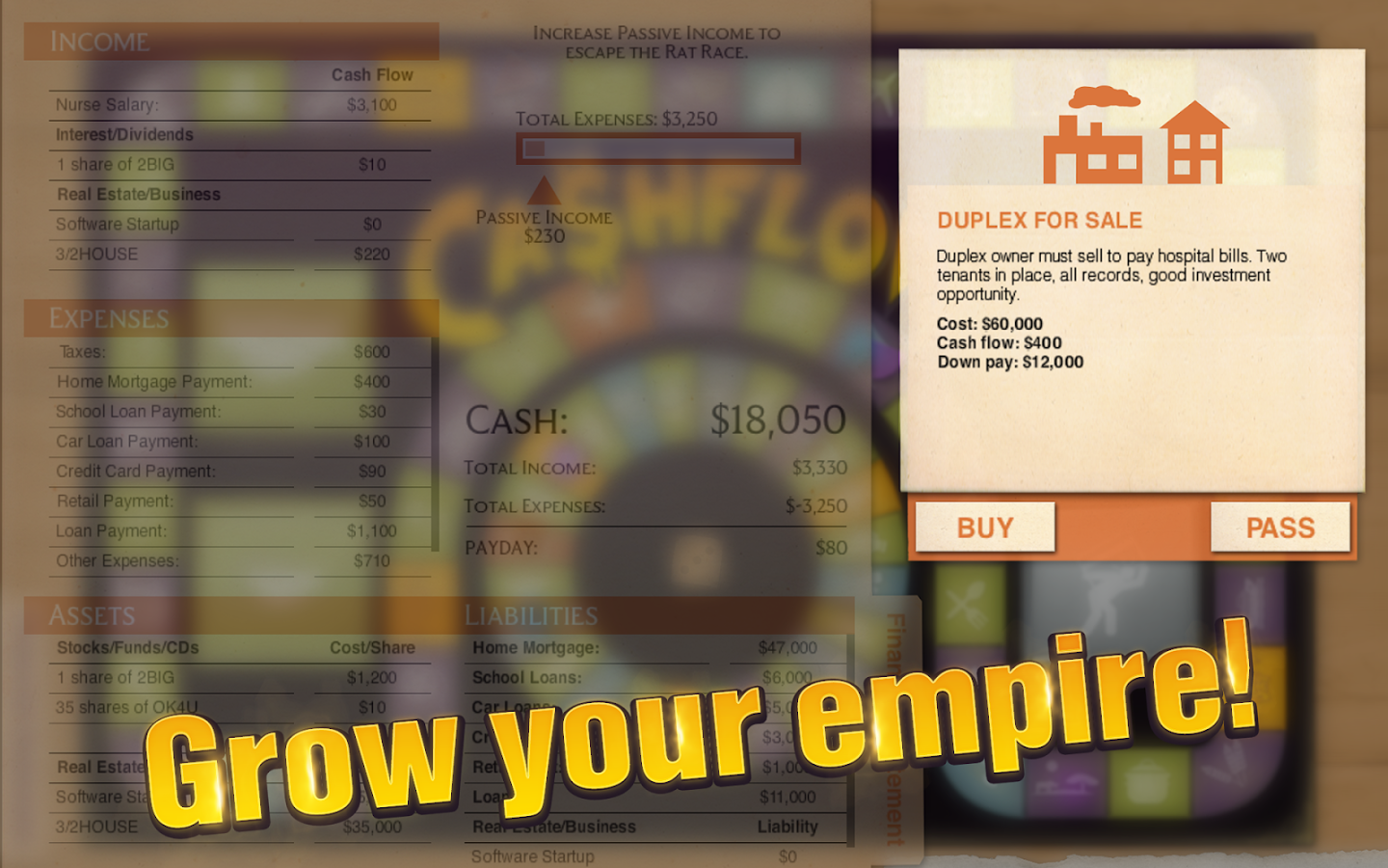 Cash Flow Game - Free downloads and reviews - CNET ...