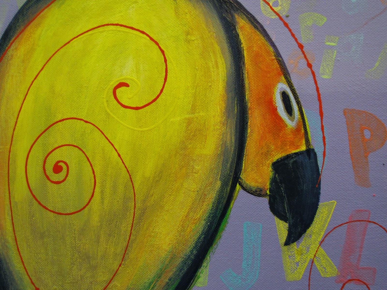 artist, Andi Jorgenson