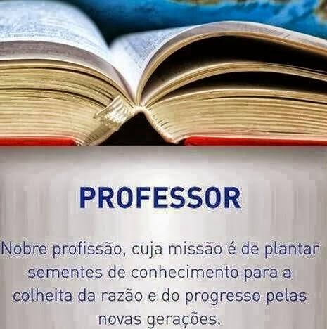 mensagem dia professor