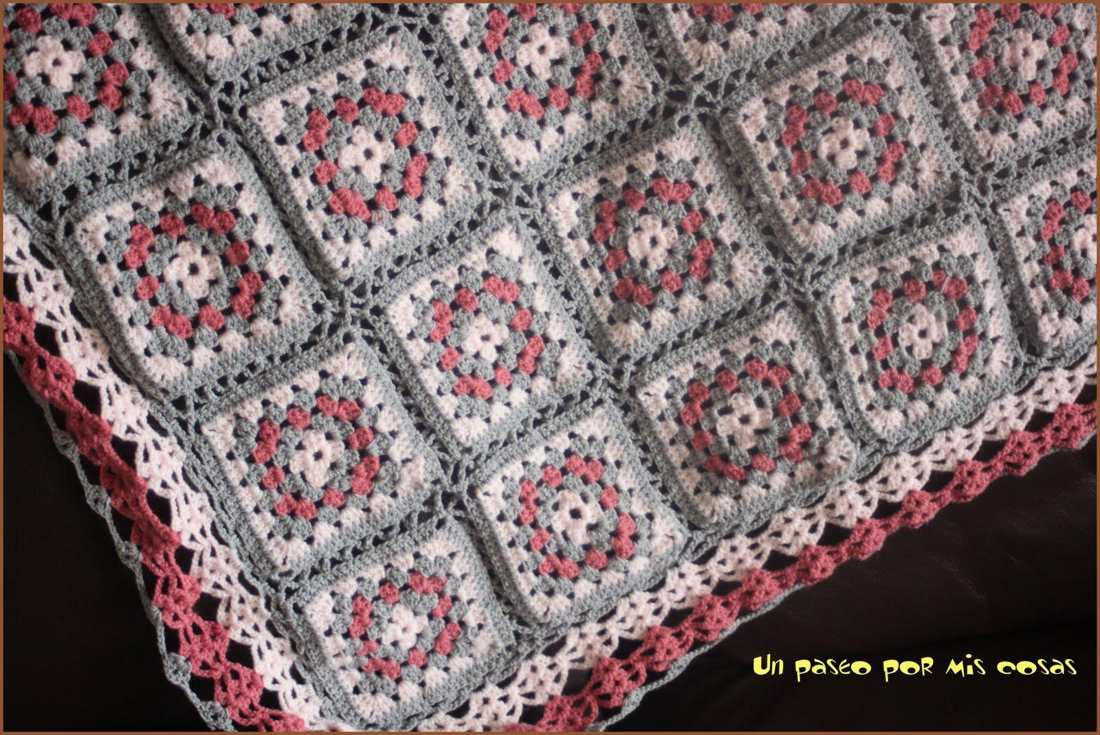 Aplicaciones en crochet quotes - Aplicaciones de crochet para colchas ...