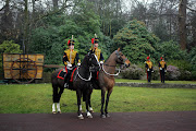 The feature race – the Royal Artillery Gold Cupis one of Sandown Park's . (royal artillery day)