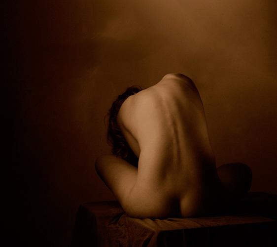 erótico desnudez