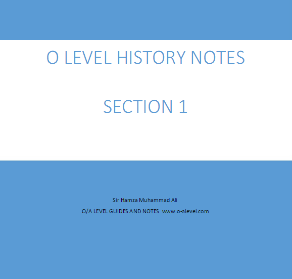 a level history notes You might want to check out the google sites below which is organised by level and topics for more geography resources.