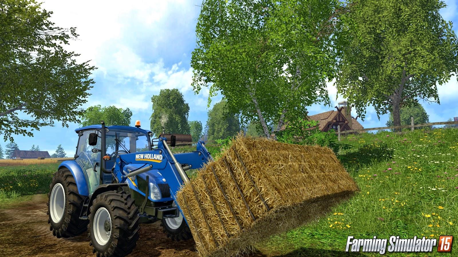 Farming Simulator 15 Game