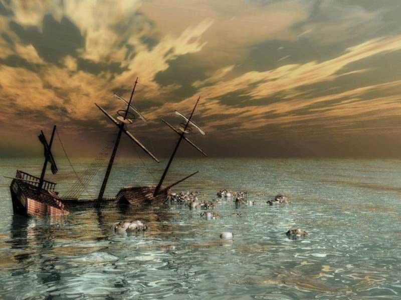 Resultado de imagem para naufragos