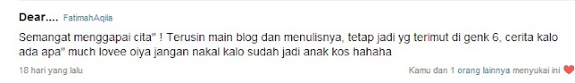Arti Dear Ask Fm