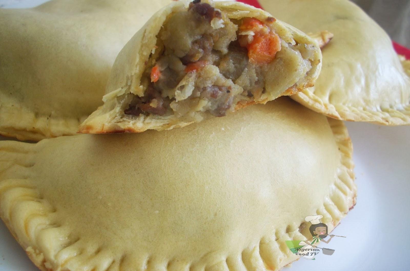 Nigerian Meat Pie recipe : How to Make Nigerian Meat Pie