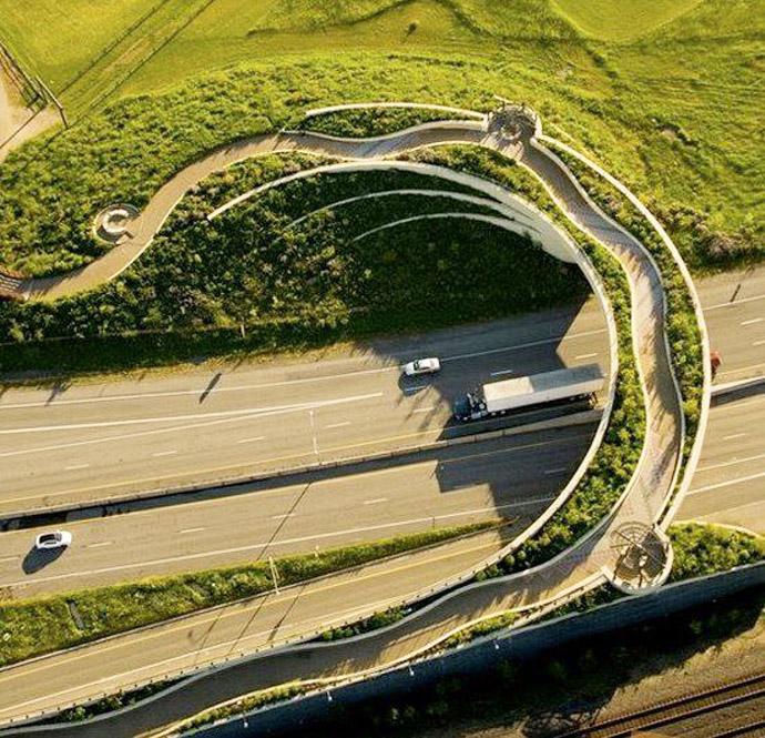 Wonderful And Unique Design For Your Home: Um Incrível Viaduto Em Vancouver