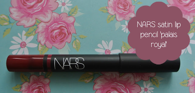 nars satin lip pencil review