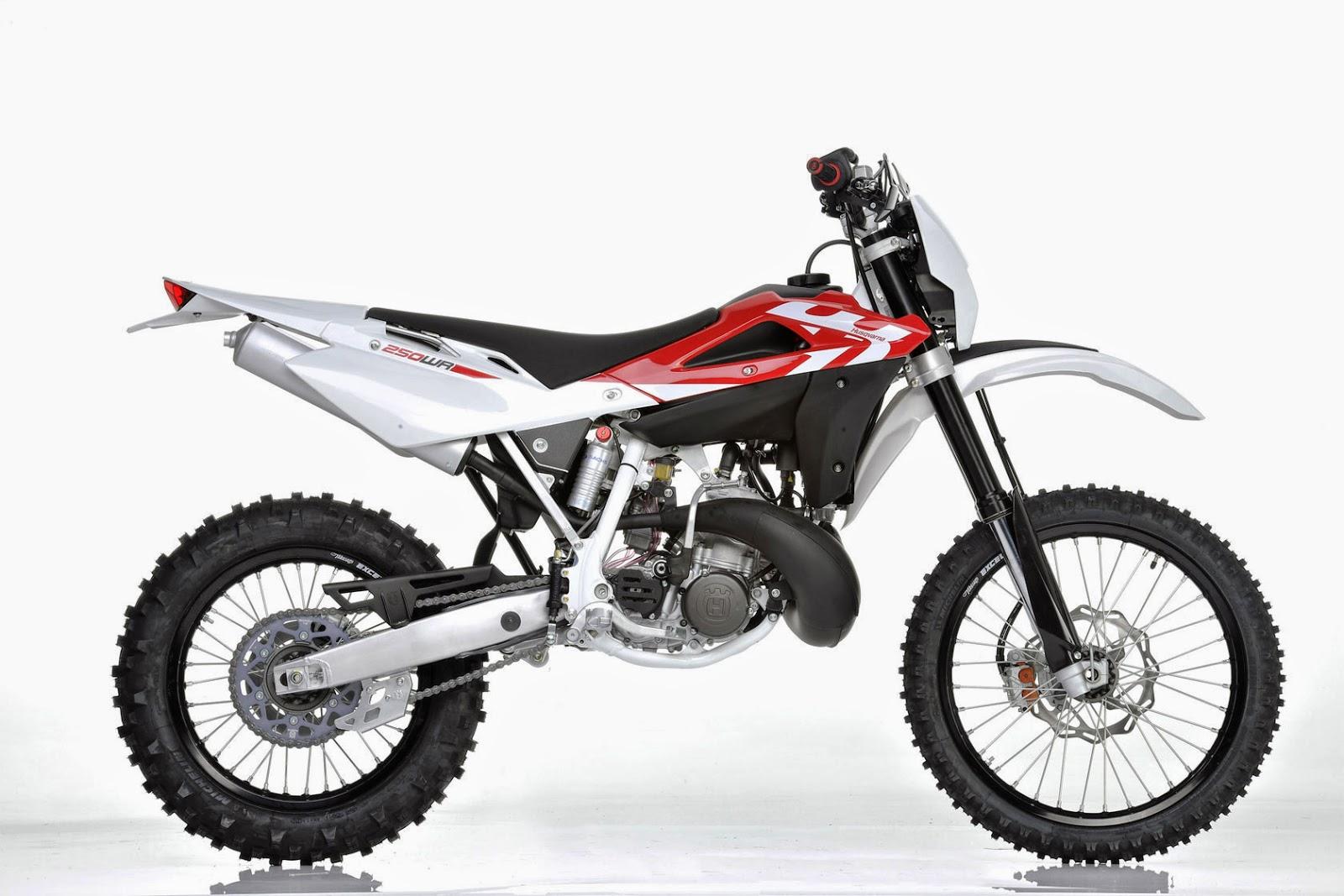 Husqvarna WR250 New Dirt Bikes