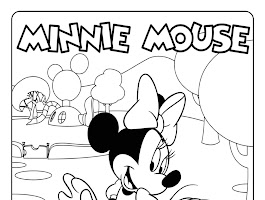 Mickey Mouse Clubhouse Printables Coloring Pages