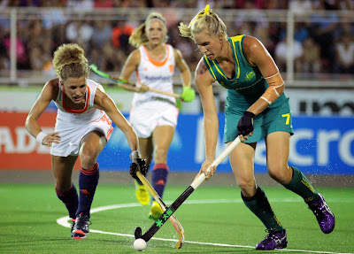 Sports: Women's Hockey World League in Tucuman ~ Images ...