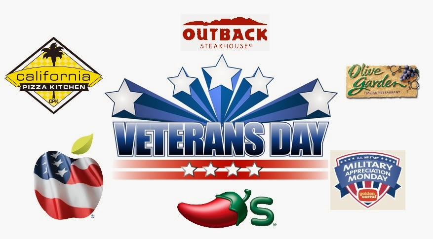 Discounts Deals 4 Military Veterans Day Military