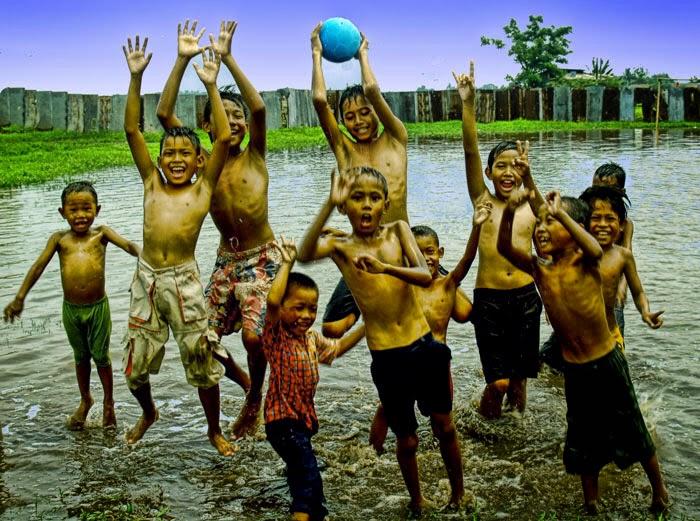 Inilah Alsana Mengapa Anak Desa Lebih Sehat Dari Anak Kota