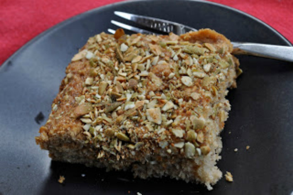 Apple Coffee Cake with Chia Seeds - Kim's Welcoming Kitchen