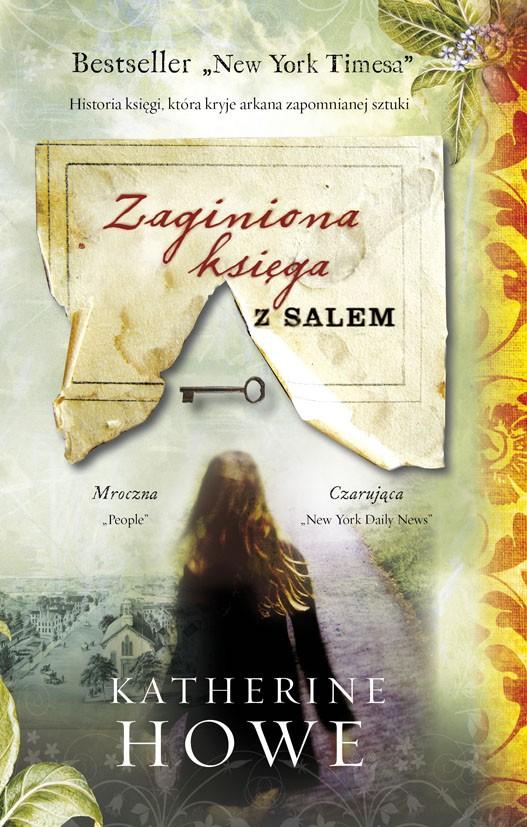 Zaginiona księga z Salem - Howe Katherine