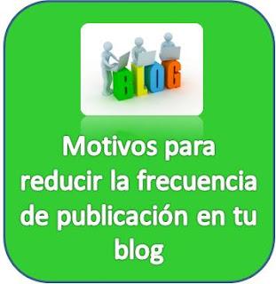 Blog, Blogging, Blogger, Frecuencia, Publicación, Vacaciones,
