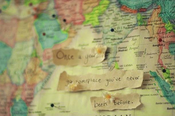 El mundo en muy grande, vámonos a descubrirlo! ;)