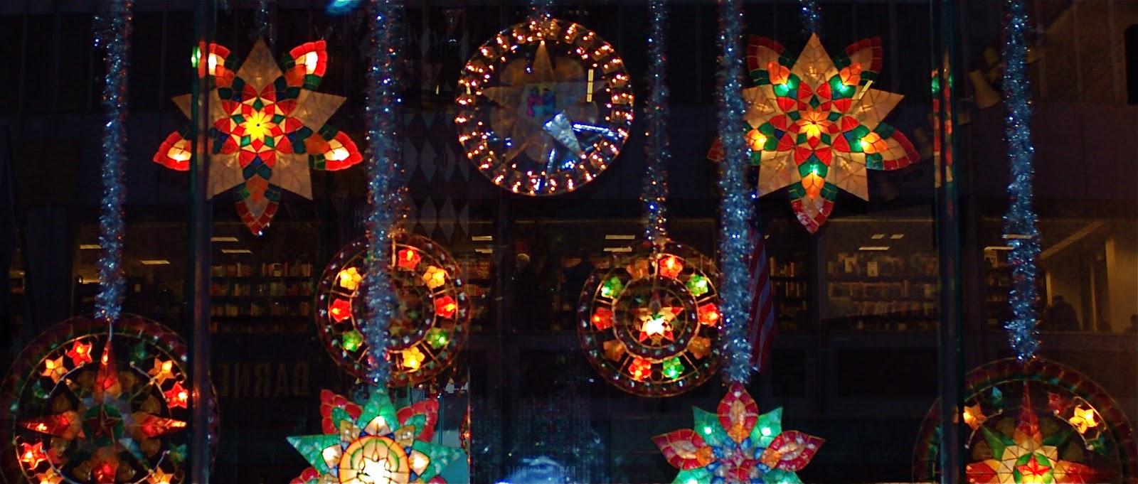 NYC ♥ NYC: Capiz Shell Christmas Lanterns Adorn Philippine ...