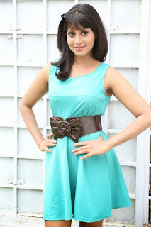 Actress Ira Pictures in Short Dress at Prabhanjanam Movie Opening  0014.jpg