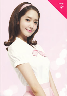 SNSD YoonA 2013 Girls' Generation World Tour Girls & Peace