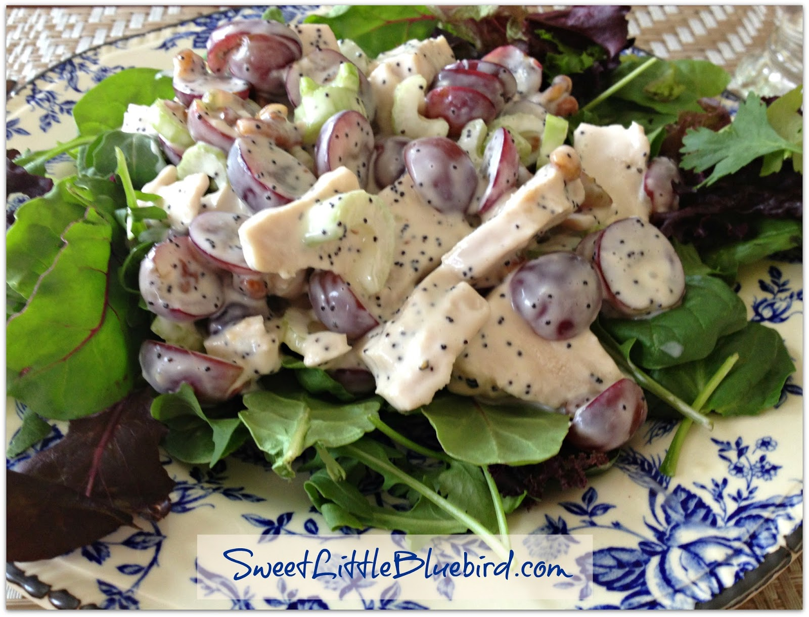 Tried true sonoma chicken salad recipe sweet little bluebird tried true sonoma chicken salad recipe forumfinder Images