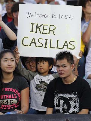 Iker Casillas terminaría su carrera en la MLS