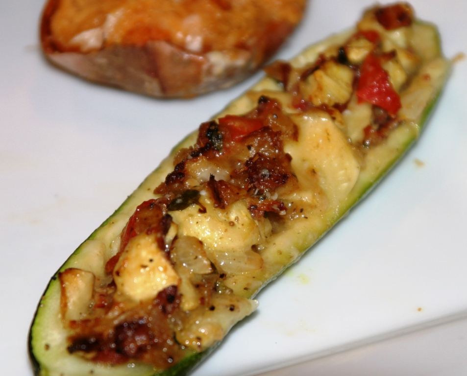 Stuffed Zucchini Boats | Quick & Easy Recipes
