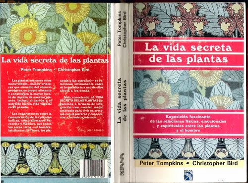 La vida secreta de  las plantas.