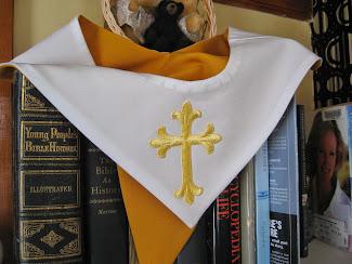 choir collar