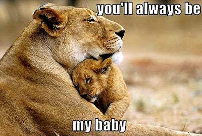 Siempre serás mi bebe