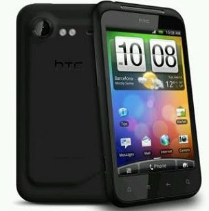 Android HTC Incredible S