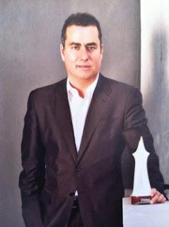Ο Αχ. Κωνσταντακόπουλος στο πλευρό του Πρωθυπουργού στο Κατάρ