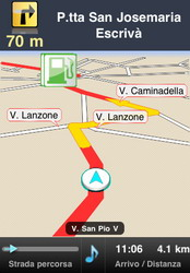 Free Telmap-powered navigation for Vodafone Italy iPhone users