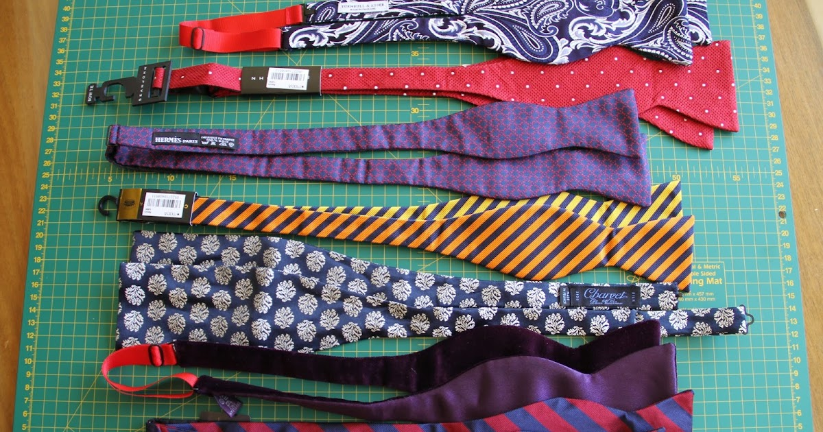 Le noeud papillon of sydney for lovers of bow ties the for Papillon new york