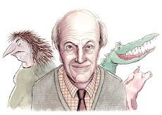 Plan lector: Roald Dahl