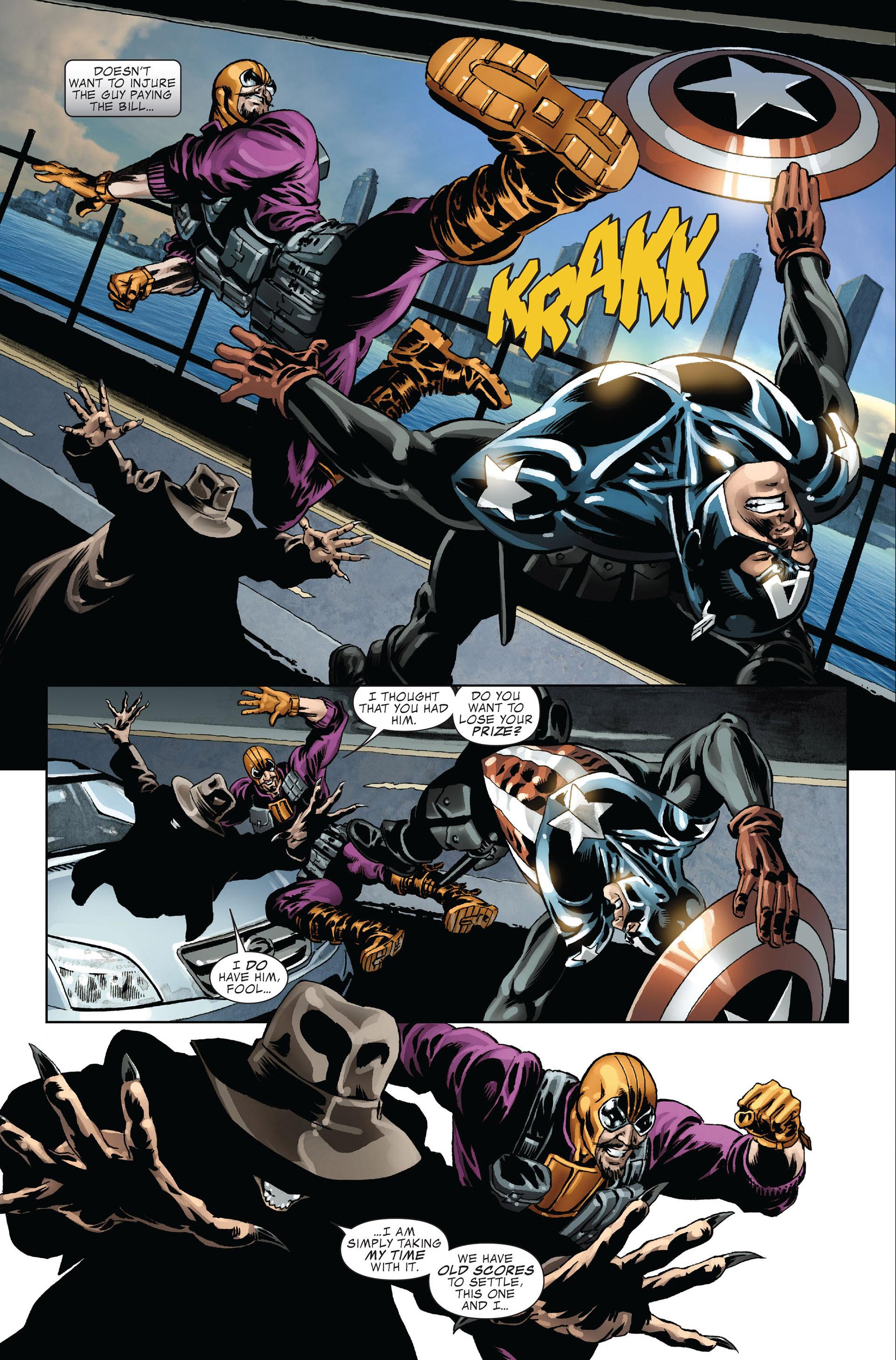 Captain America (2005) Issue #45 #45 - English 16