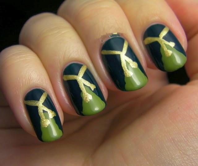 Nail designs for black dress choice image nail art and nail nail designs for black dress formal nails on pinterest homecoming nails mylar nails nail designs for prinsesfo Images