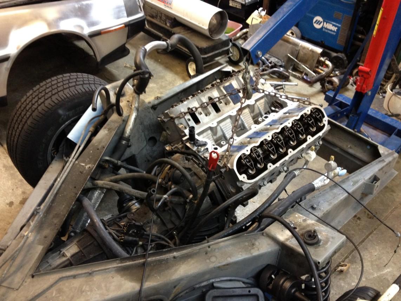 ls1 engine rebuild