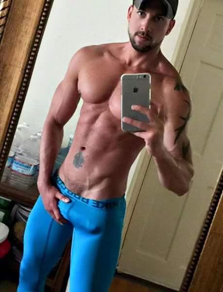 Boner naked pants mature