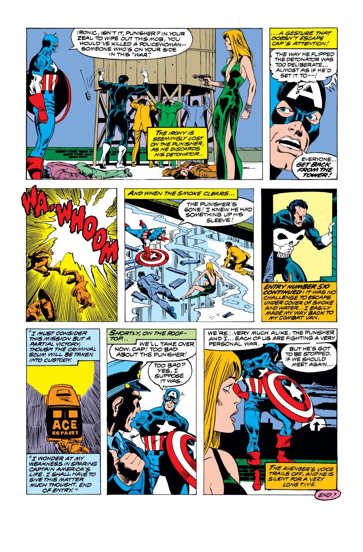 Captain America (1968) Issue #241 #156 - English 18
