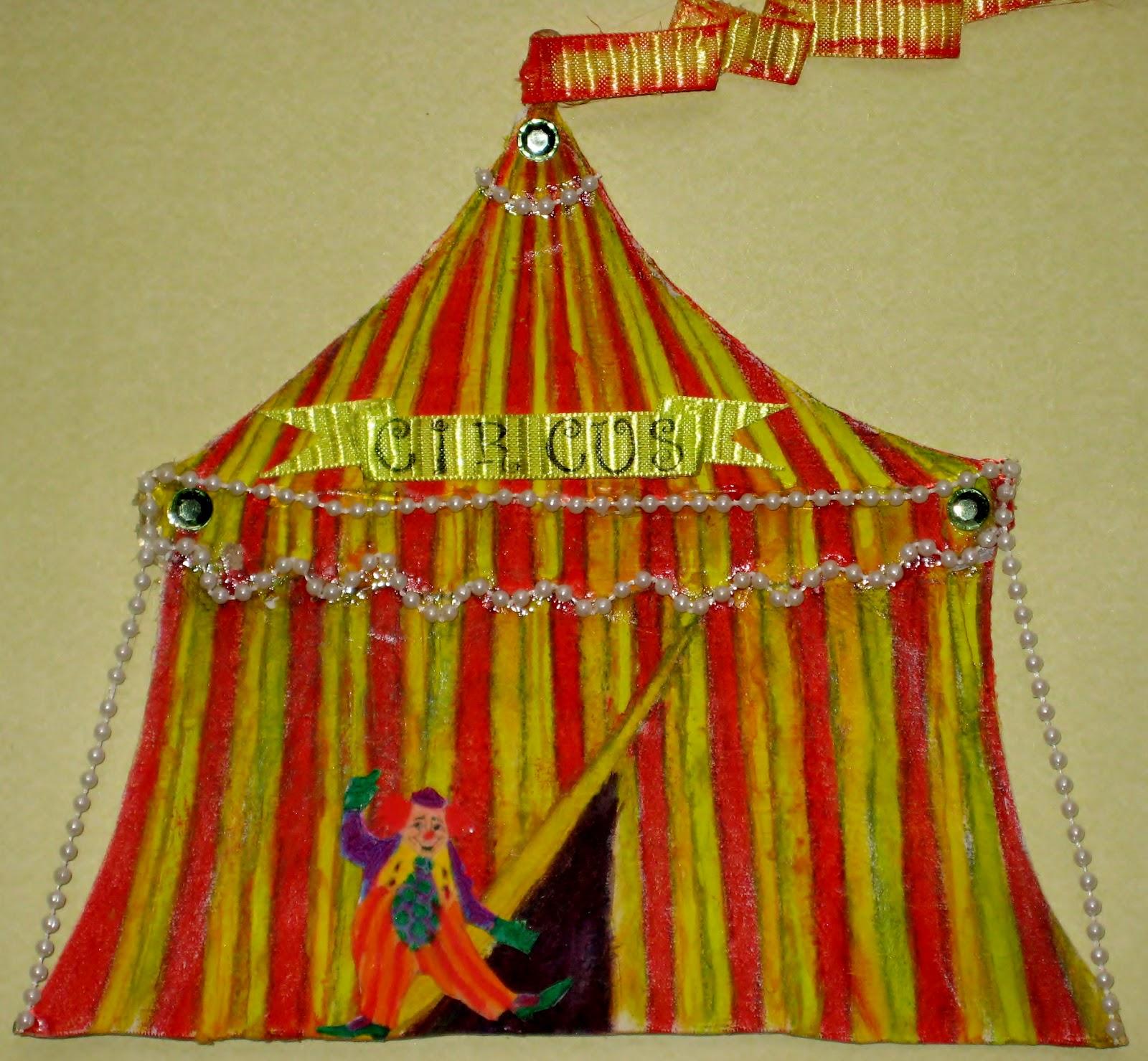 Vintage Circus Tents I...