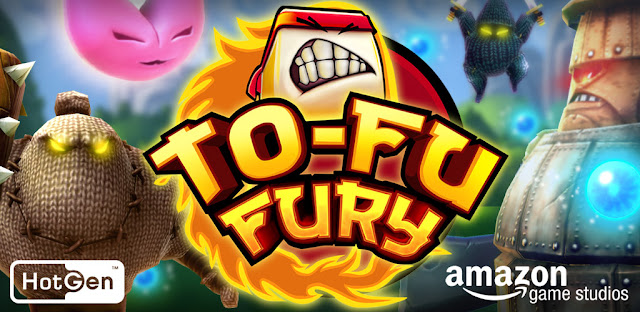 To-Fu Fury v1.2.7553 Mod [Unlimited Money/Unlocked Level) [Amazon Store]