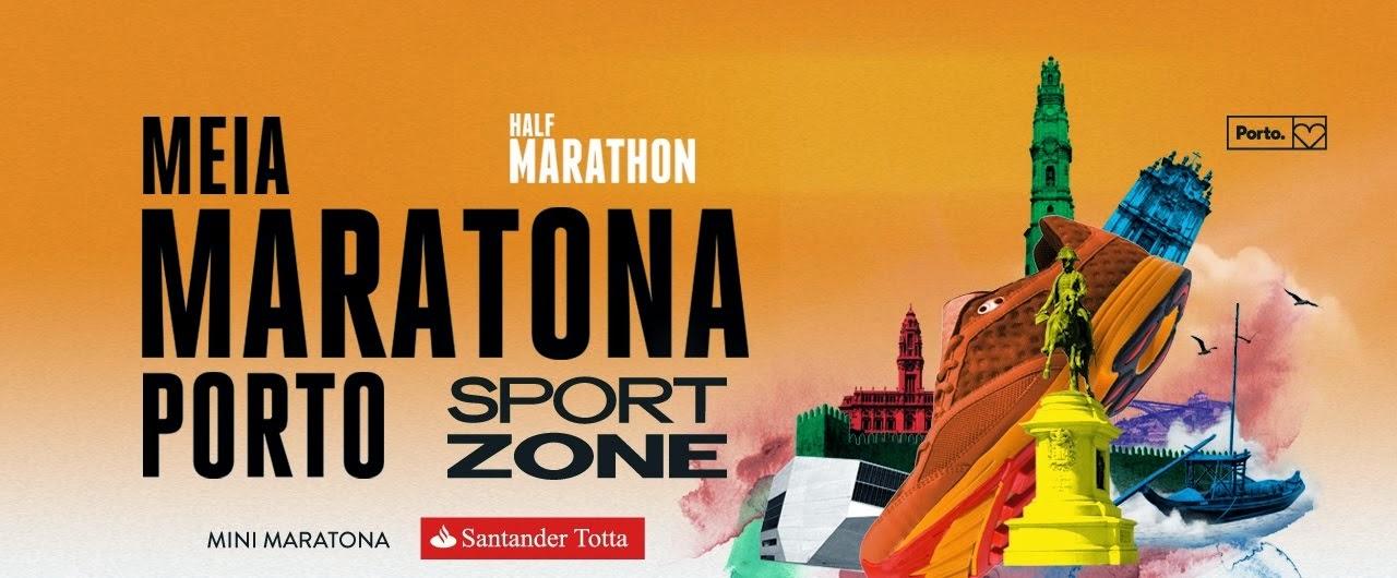 9ª Meia Maratona Sport Zone - PORTO