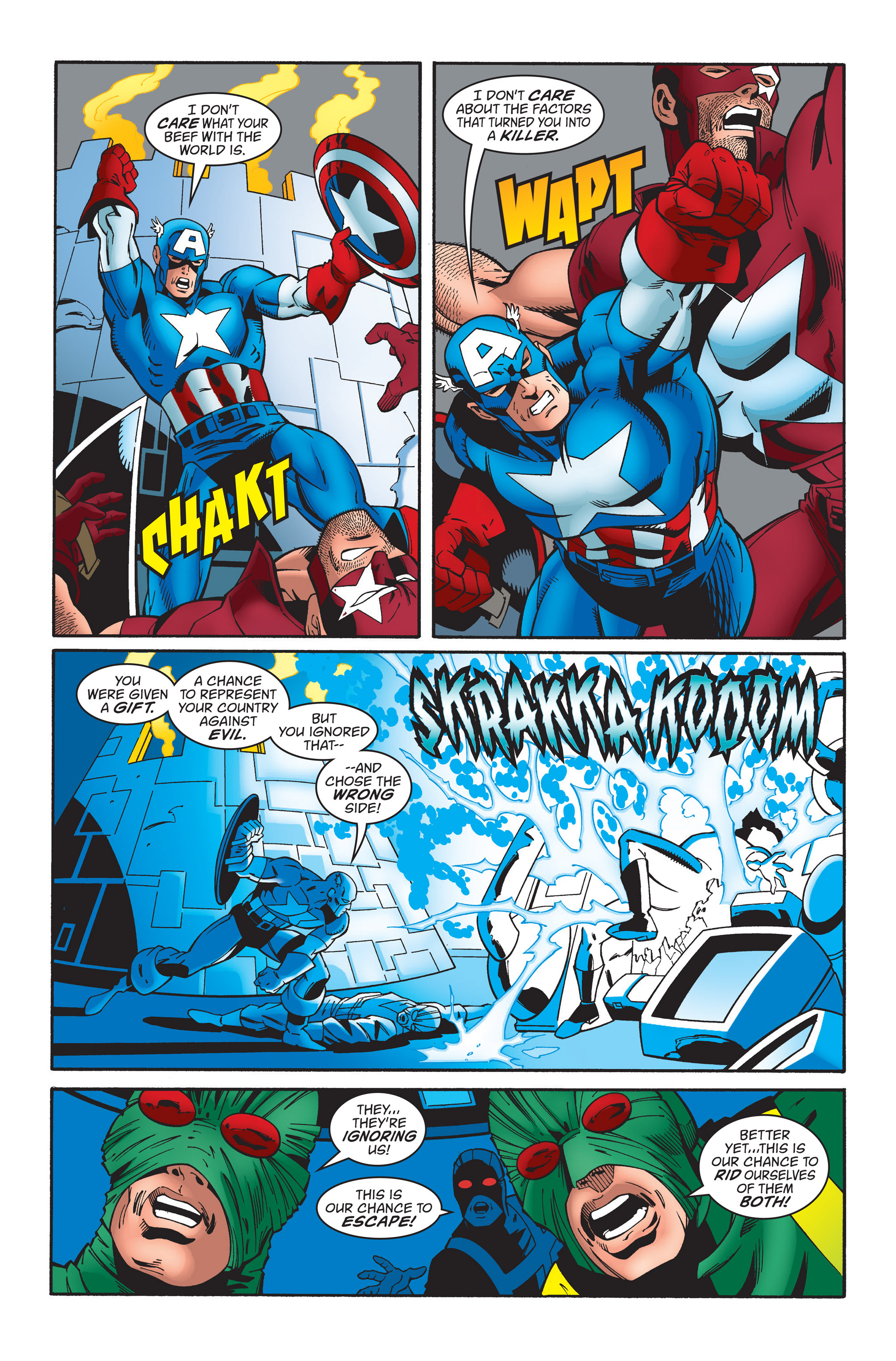 Captain America (1998) Issue #37 #44 - English 16